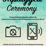 unplugged-wedding-poster-afbeelding-gratis